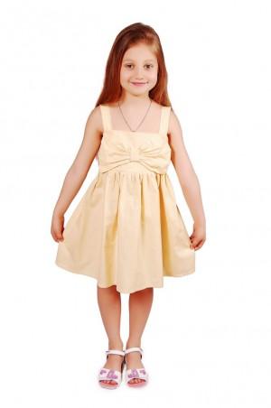 Kids Couture: Платье в желтый горох 61008716 - главное фото