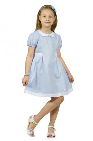 Kids Couture: Платье 15-316 синяя точка 61037711 - главное фото