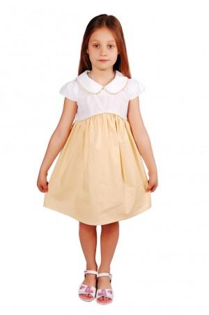Kids Couture: Платье в желтый горох 61008417 - главное фото