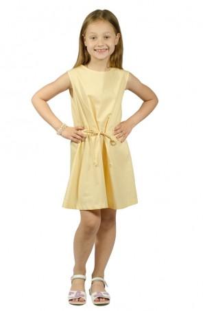 Kids Couture: Платье в желтый горох 61008722 - главное фото
