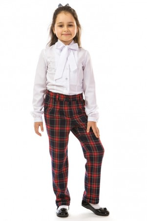 Kids Couture: Штани В Клітину 71717134116 - главное фото