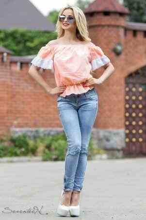 Seventeen: Блуза 658.1811 - главное фото