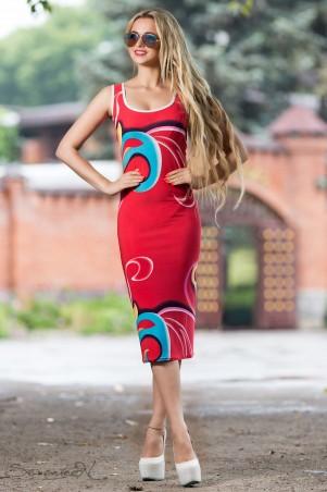 Seventeen: Платье-футляр 635.1802 - главное фото