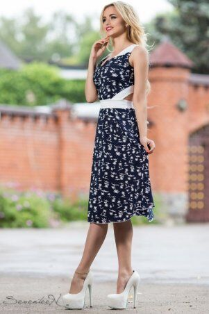 Seventeen: Платье 656.1790 - главное фото