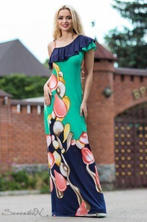 Seventeen: Платье 636.1786 - главное фото