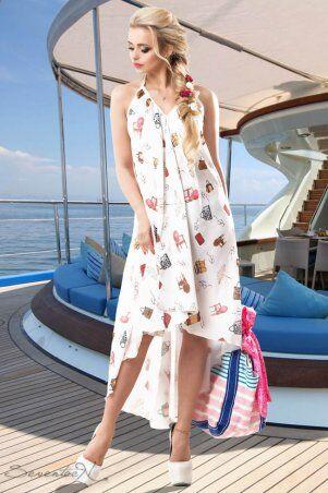 Seventeen: Платье-пляж 646.1476 - главное фото