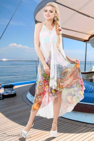 Seventeen: Платье-пляж 646.1434 - главное фото