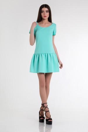 Cocoon. Платье. Артикул: Masha-mint