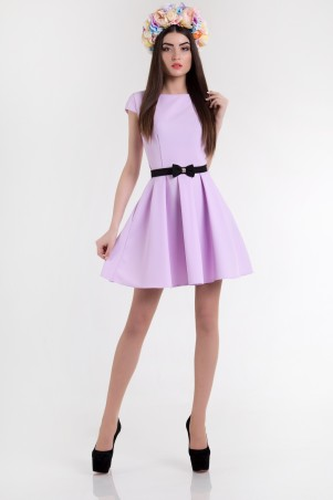 Cocoon. Платье. Артикул: Bliss-lavender