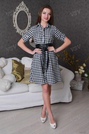 VSV: Платье 07-372-2 - главное фото