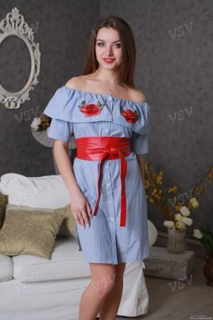 VSV. Платье. Артикул: 07-460