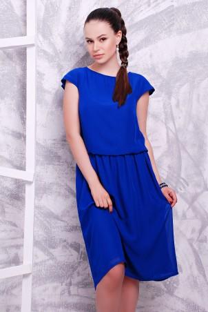 MarSe: Платье 1601 электрик - главное фото
