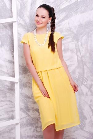 MarSe: Платье 1601 лимон - главное фото