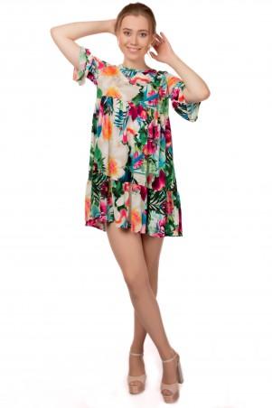 Alpama. Платье малиновое. Артикул: SO-13217-RBR
