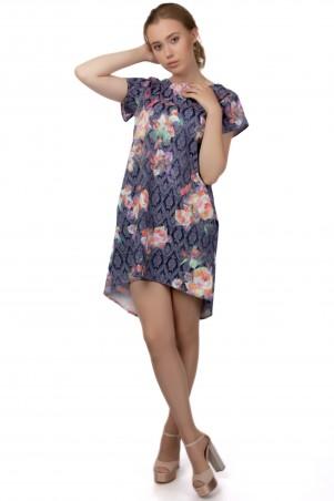 Alpama. Платье серое. Артикул: SO-13220-GRY