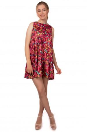 Alpama. Платье розовое. Артикул: SO-13212-PNK