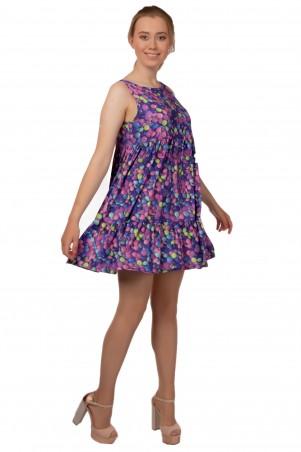Alpama. Платье лиловое. Артикул: SO-13212-LIL