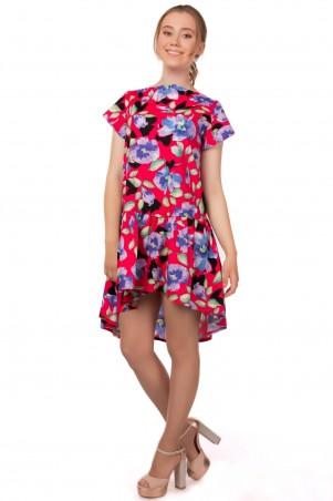 Alpama. Платье розовое. Артикул: SO-13213-PNK