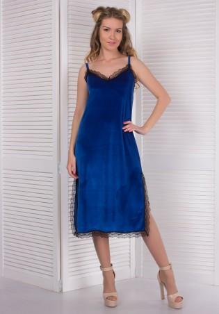 Alpama. Платье электрик. Артикул: SO-13225-ELB