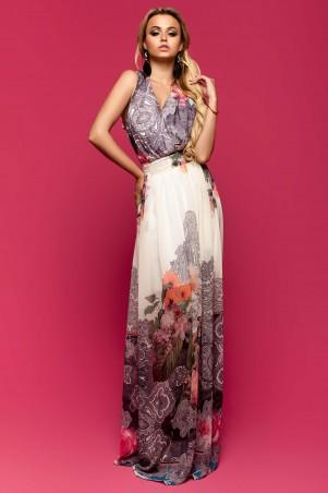 Jadone Fashion. Платье. Артикул: Карри М6