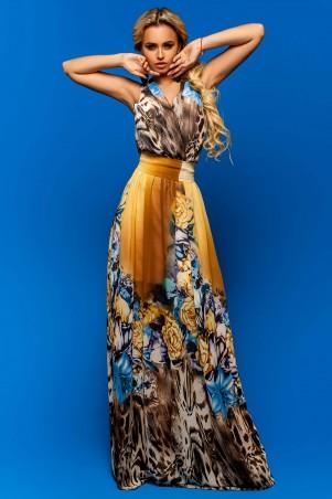 Jadone Fashion. Платье. Артикул: Карри М5