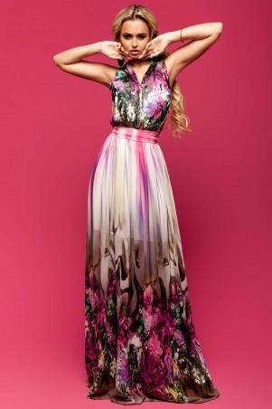 Jadone Fashion. Платье. Артикул: Карри М4