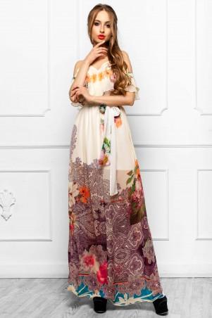 Jadone Fashion. Платье. Артикул: Отим М-5
