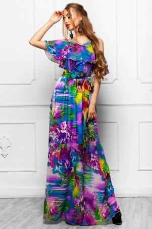 Jadone Fashion. Платье. Артикул: Отим М-3