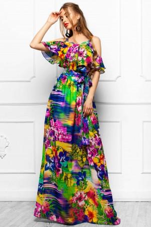 Jadone Fashion. Платье. Артикул: Отим М-1