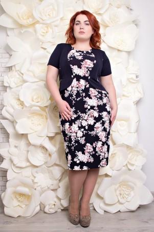 Irmana Plus. Платье Анри Розы. Артикул: 018_172006