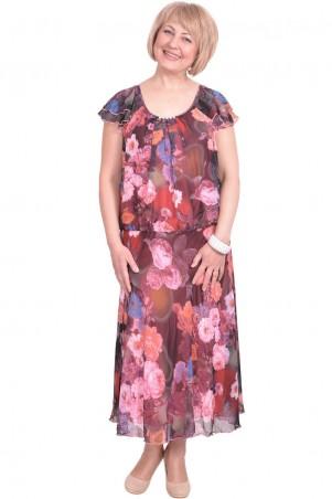 Alenka Plus. Платье. Артикул: Каролина 1416-12