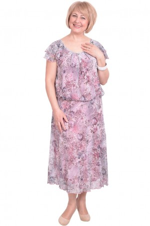 Alenka Plus. Платье. Артикул: Каролина 1416-2
