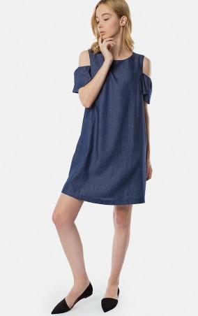 MR520 Women. Платье. Артикул: MR 229 2375 0517 Denim