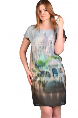 Honey: Платье шелковое 9383100 - главное фото