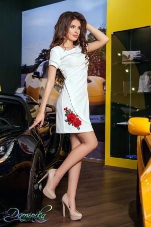 "Daminika: Облегающее платье ""Mademoiselle"" 11727 WR - главное фото"