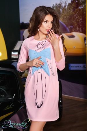 Daminika: Прикольное платье Маша 11731 R - главное фото