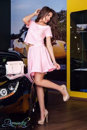 Daminika: Костюм с юбкой Ferragamo 51702 R - главное фото