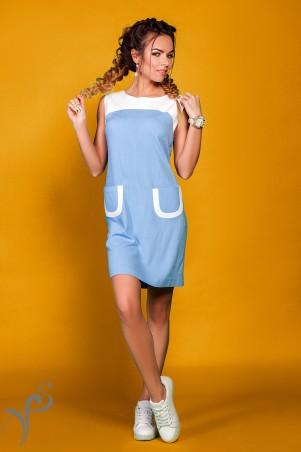 Vision FS. Платье с карманами Bene. Артикул: 17522 C