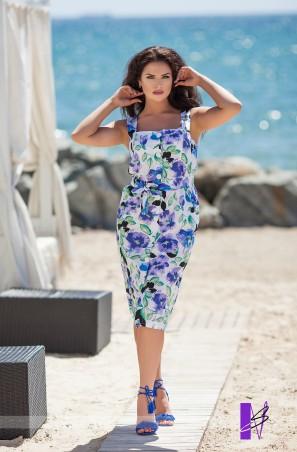 New Style. Платье-халат. Артикул: 1125