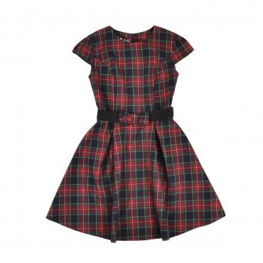 Timbo. Платье Jasmine пояс ткань к.р.. Артикул: P029771