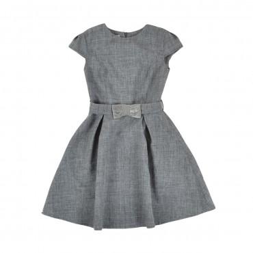 Timbo. Платье Jasmine пояс велюр. Артикул: P030531