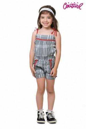 Kids Couture: Комбенизон клетка 94194 - главное фото