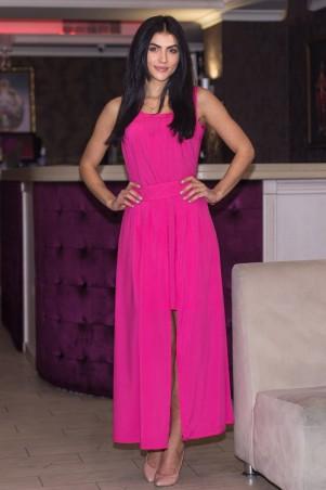 Sauliza. Платье Кристи розовый. Артикул: 774-1