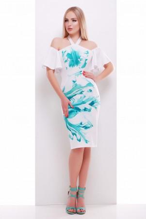 Glem: Платье Мята бриз  Клариса к/р - главное фото