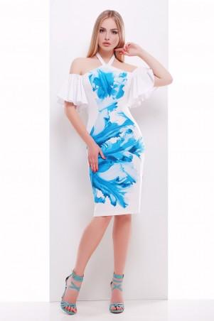 Glem: Платье Морской бриз  Клариса к/р - главное фото