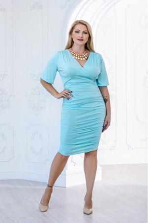 Juliana Vestido: Платье Ирис тиффани 2829 - главное фото