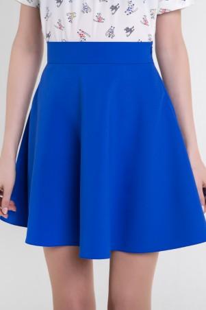 Cocoon: Мини юбка Melanie mini - Electric blue - главное фото