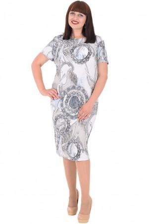 Alenka Plus: Платье 0027-4 - главное фото