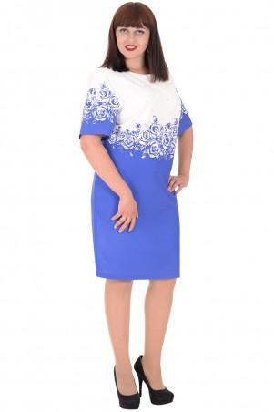 Alenka Plus: Платье 14124-9 - главное фото