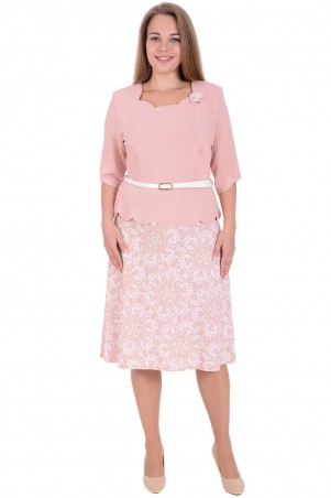 Alenka Plus: Платье 1477-3 - главное фото